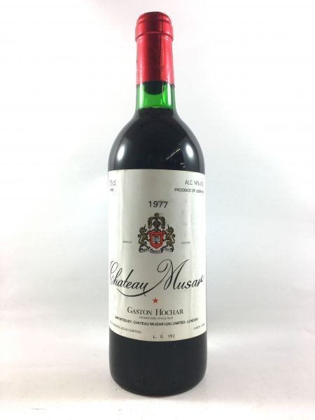 Chateau Musar 1977