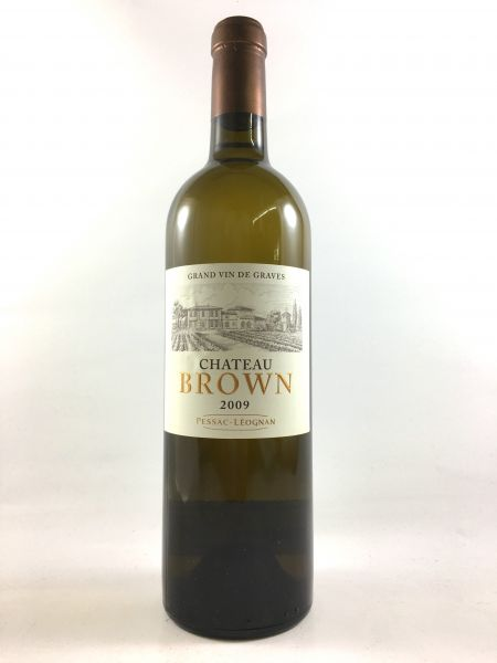 Chateau Brown Blanc 2009