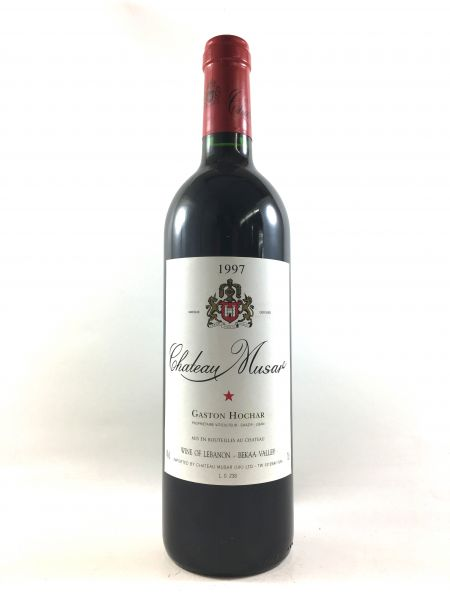 Chateau Musar 1997