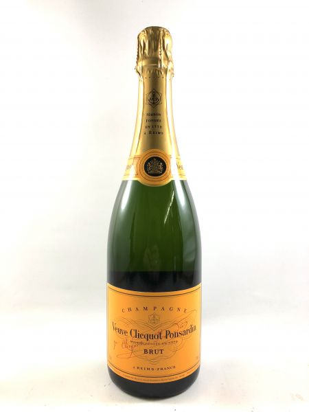Veuve Clicquot - Brut Yellow Label