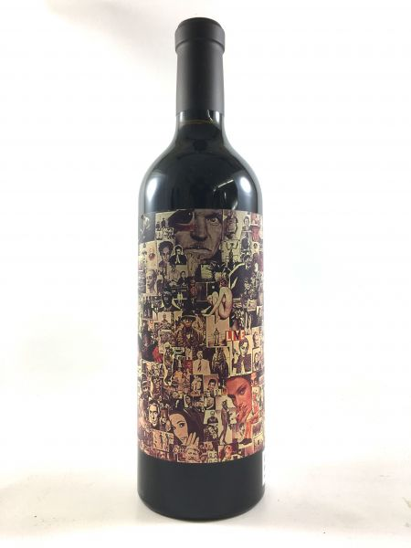 Orin Swift - Abstract 2015