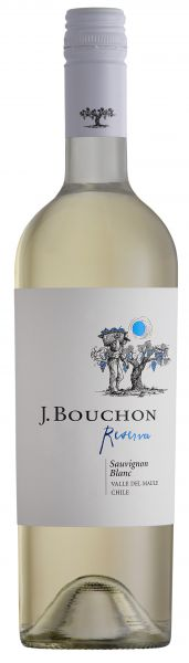 J. Bouchon - Sauvignon Blanc - Barrel Fermented 2011
