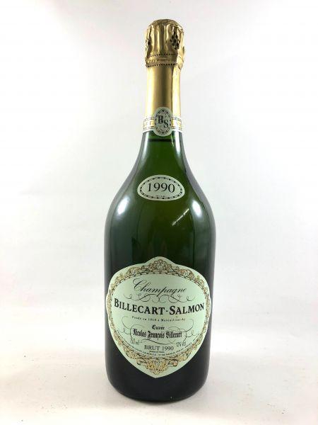 Billecart-Salmon - Cuvee Nicolas Francois Billecart 1990