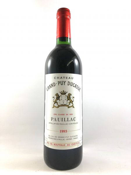 Chateau Grand Puy Ducasse 1993