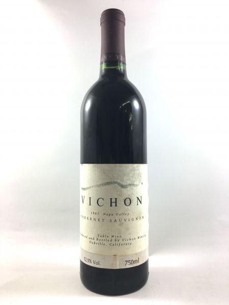 Vichon - Cabernet Sauvignon 1985