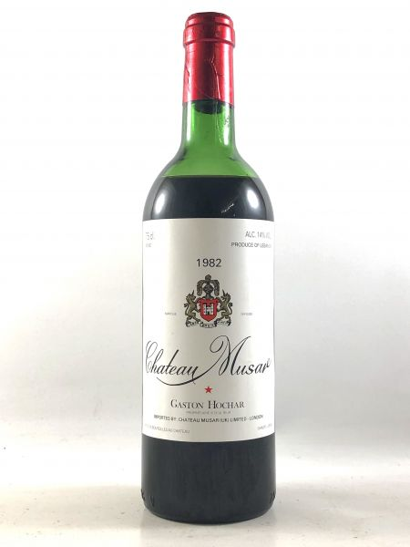 Chateau Musar 1982