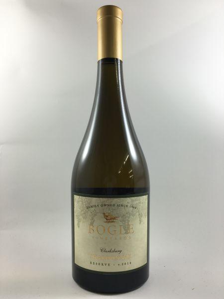 Bogle Reserve Chardonnay Clarksburg 2014