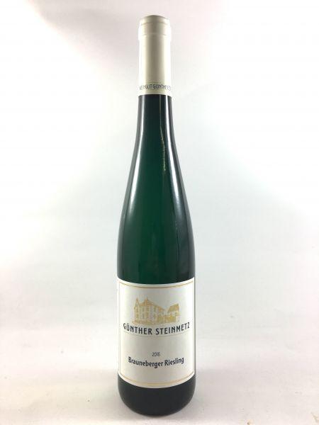 Günther Steinmetz - Brauneberger Riesling trocken 2016