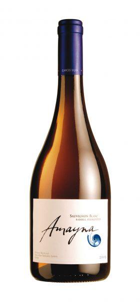 Amayna - Sauvignon Blanc - Barrel Fermented 2009