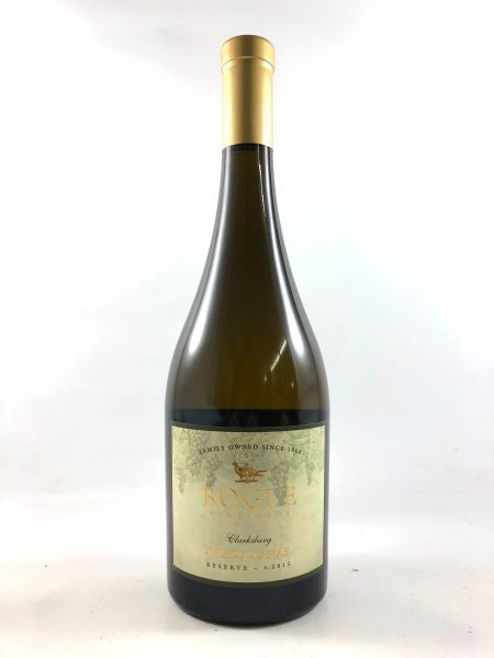 Bogle Reserve Chardonnay Clarksburg 2016