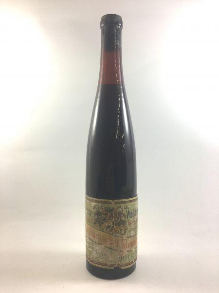 Weinbauverein Oberkirch - Grafsherzogtum Baden - Durbacher Klevner 1884