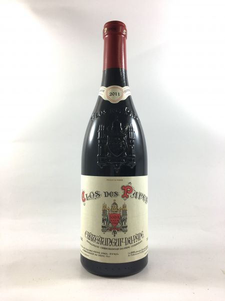 Paul Avril - Clos des Papes 2011