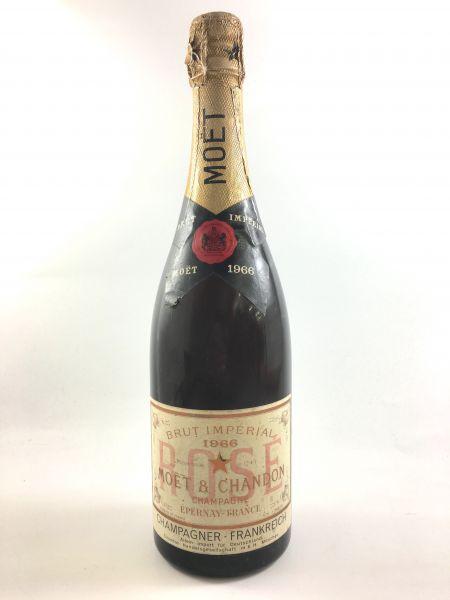 Moet & Chandon - Brut Rosé 1966